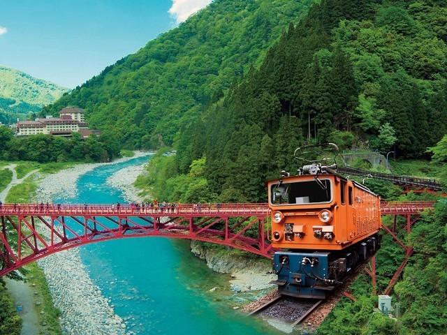 トロッコ電車イメージ