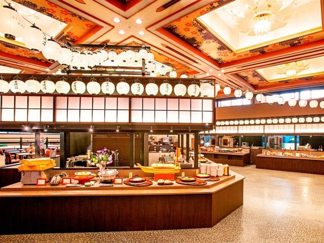 【レストラン】能登のお祭りをイメージした空間にリニューアル!