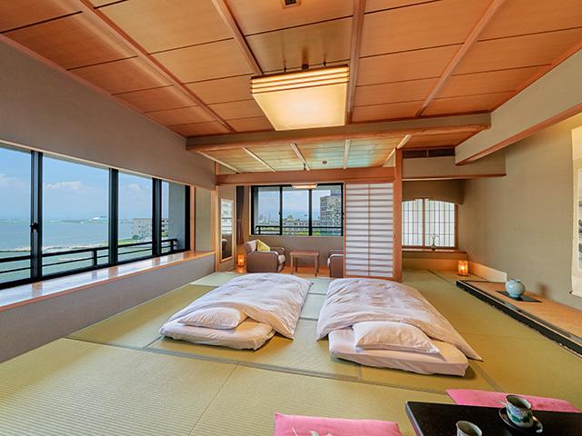 ランクアップルーム和室 ※客室の一例