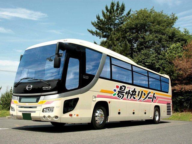 【直行往復バス】主要駅からお宿まで気軽に温泉旅行! ※予約制・運休日あり