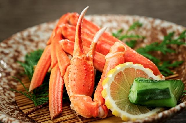 【酢肴】大ぶり津和井蟹半身盛り ※イメージ画像