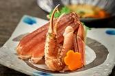 【火炎】生蟹のすき鍋仕立て ※イメージ画像