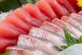 【プレミアムバイキング】市場直送の魚介類をお造りやバーベキューで! ※イメージ画像