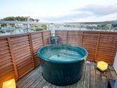 【展望風呂付和室】客室展望風呂の一例 ※沸かし湯です