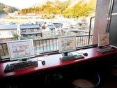 【インターネットコーナー(無料)】観光情報や交通情報を調べるのにも便利です♪