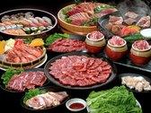【プレミアムバイキング】熊野牛一頭買いと和歌山の豪華食材 ※イメージ画像