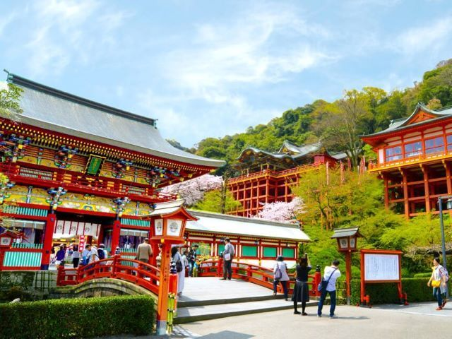 日本三大稲荷の一つ 祐徳稲荷神社