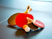 【卓球コーナー(無料)】温泉といえば卓球!ひと汗流した後は、温泉でさっぱり!