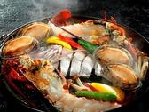 【年末年始限定】豪華海鮮宝楽祝い蒸し ※イメージ画像