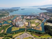 【ハウステンボス】日本一広いテーマパークでもあるハウステンボスは約152万平米。