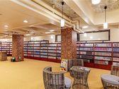 【まんがコーナー(無料)】気軽に楽しめる施設!様々なジャンルを豊富にそろえております。